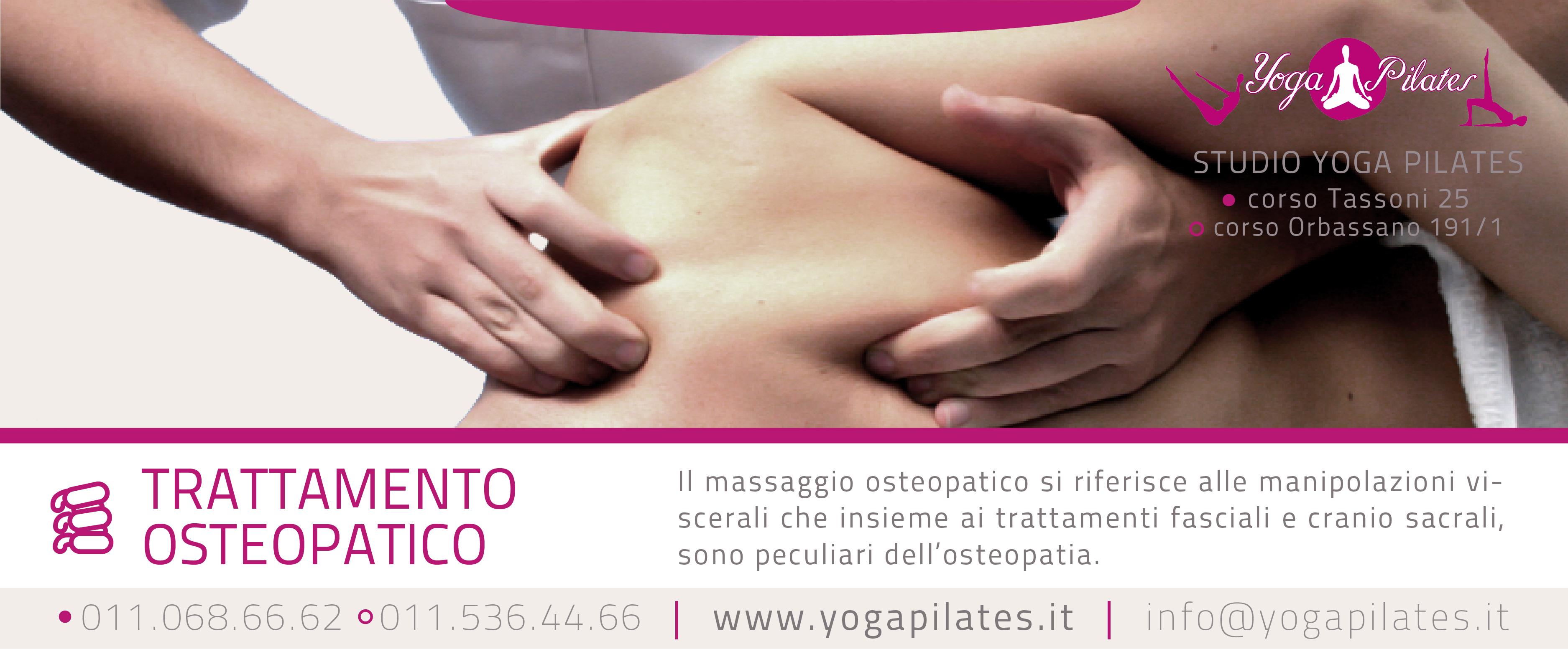 trattamento osteopatia