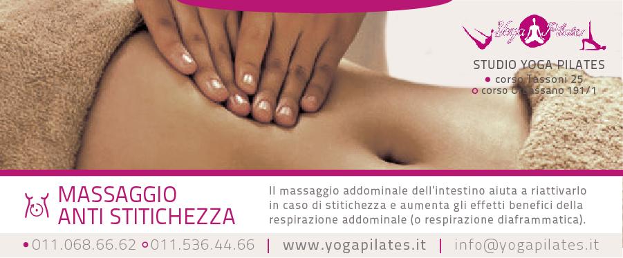 massaggio anti stitichezza