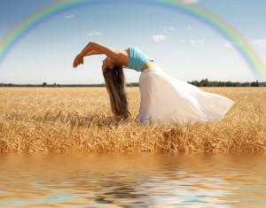 Yoga-campo