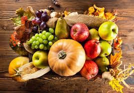 autunno -cibo