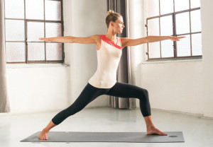 yoga pelle