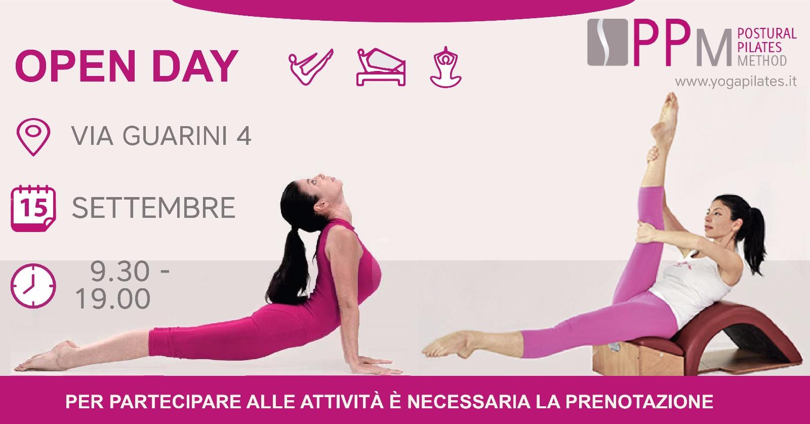 Yoga Pilates Ppm Torino Le 4 Sedi Lagrange Tassoni Santa Rita Crocetta Yogapilates