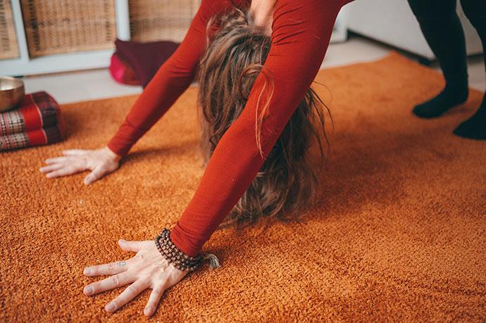 yoga-svanasana